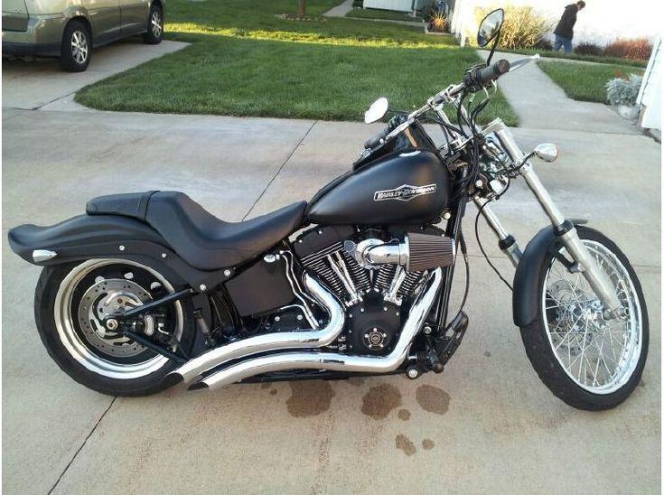 Buy 2009 Harley-Davidson Night Train on 2040-motos