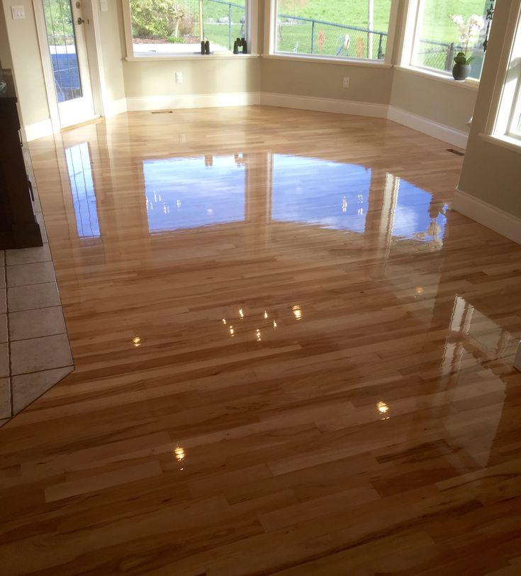 Elegant How to Protect Wood Floors