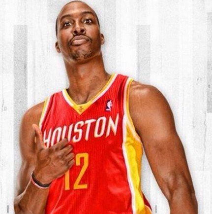 Dwight Howard to sign with Houston Rockets- Welcome home Dwight!