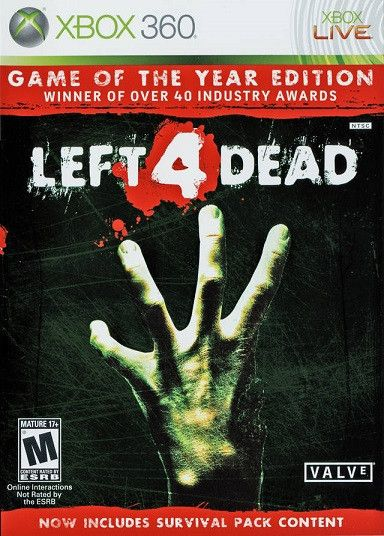 Left4Dead: Game of the Year Edition (Xbox360)