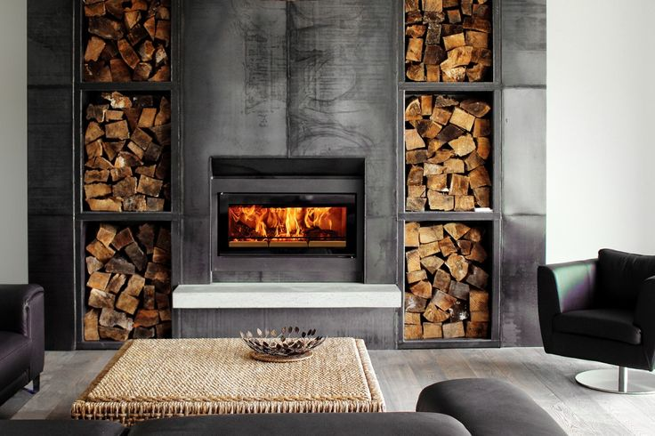 High Efficiency Clean Air Approved Cassette Inbuilt & Freestanding Wood Fire THE FIREPLACE » Archipro