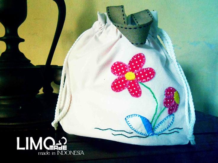 Pinky Flowers - limo-made.blogspot.com