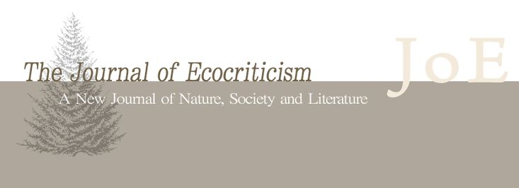 Journal of Ecocriticism