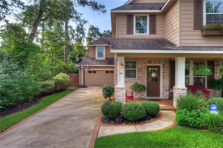 Front Of House Landscape Ideas Curb Appeal