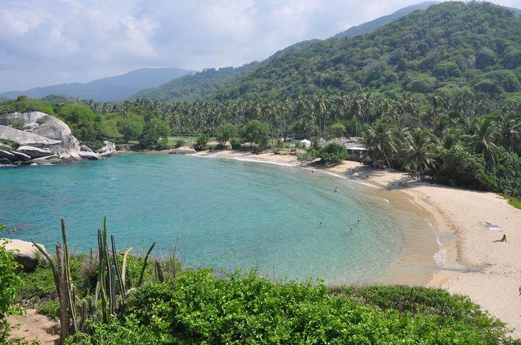 Sin lugar a dudas tu vida se sentirá más completa luego de un chapuzón en Cabo San Juan de la Guía: