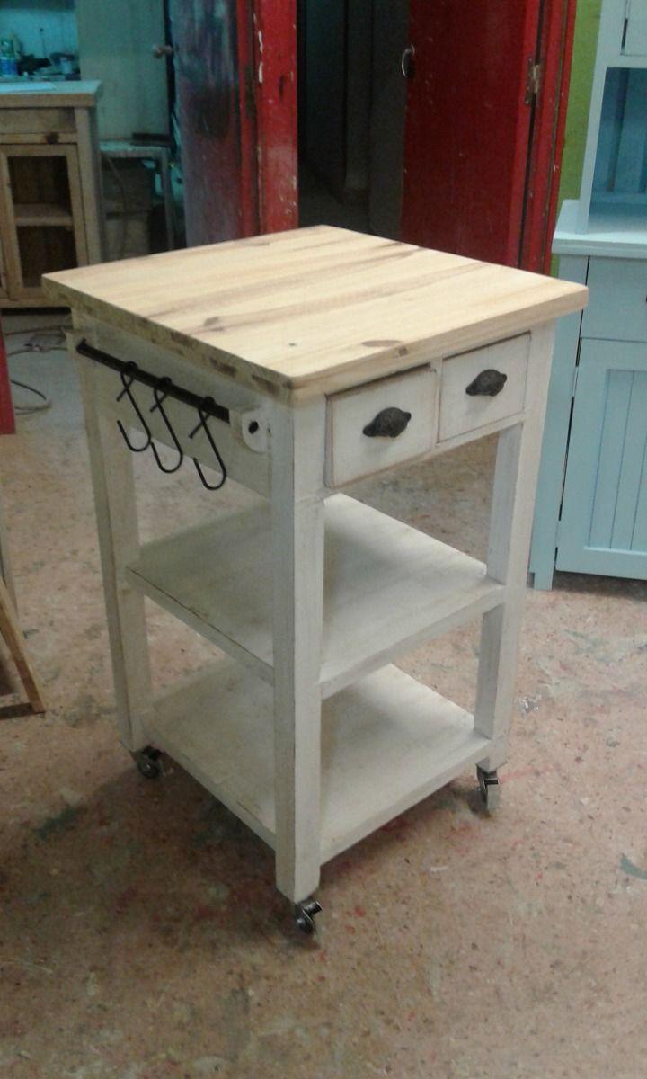 M s de 25 ideas incre bles sobre mueble auxiliar cocina for Mesa auxiliar para cocina