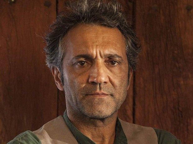 Domingos Montagner como o personagem Santo, da novela 'Velho Chico' (Foto: Pedro…