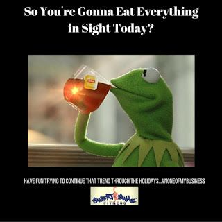 Your Health Begins with YOU!: Surviving the Feast!