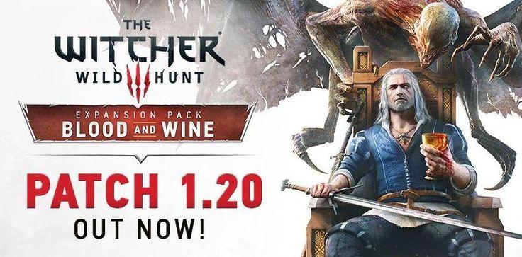 The Witcher 3: nuovo aggiornamento 1.20 e novità  #follower #daynews - http://www.keyforweb.it/the-witcher-3-aggiornamento-1-20-novita/