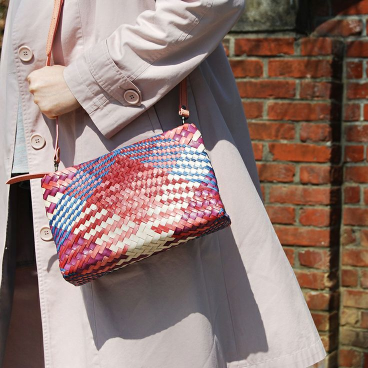 HERMENEGILDA small leather bag by Malababa SS14 #malababa #leather #bag