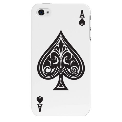 Cellet iPhone 4/ 4S Case (F26111) - White                         - Web Only