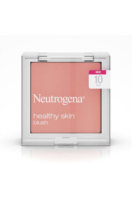 """I love this blush because it works well for most skin tones,"" Avendano says about the shade named Rosy. ""For fair skin, it gives a sheer, flushed look when applied with a fan brush from the apples of the cheeks to the ear.""  Neutrogena Healthy Skin Blush in Rosy, $7.99, available at Ulta Beauty."