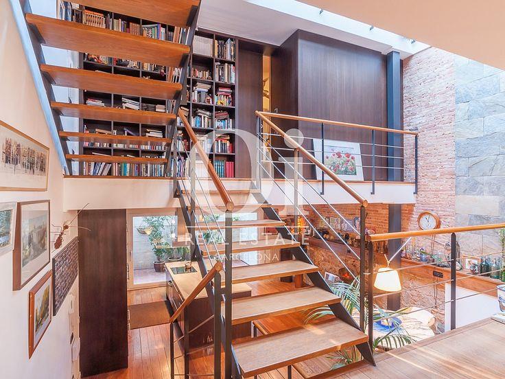 Exclusiva vivienda en venta en un pasaje idílico en Barcelona, Eixample Dreta
