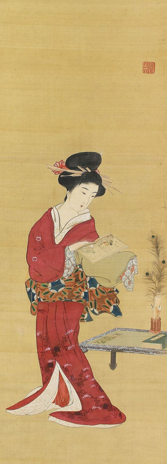 152 best ukiyo-e images by maria-regina on Pinterest | Japanese art ...