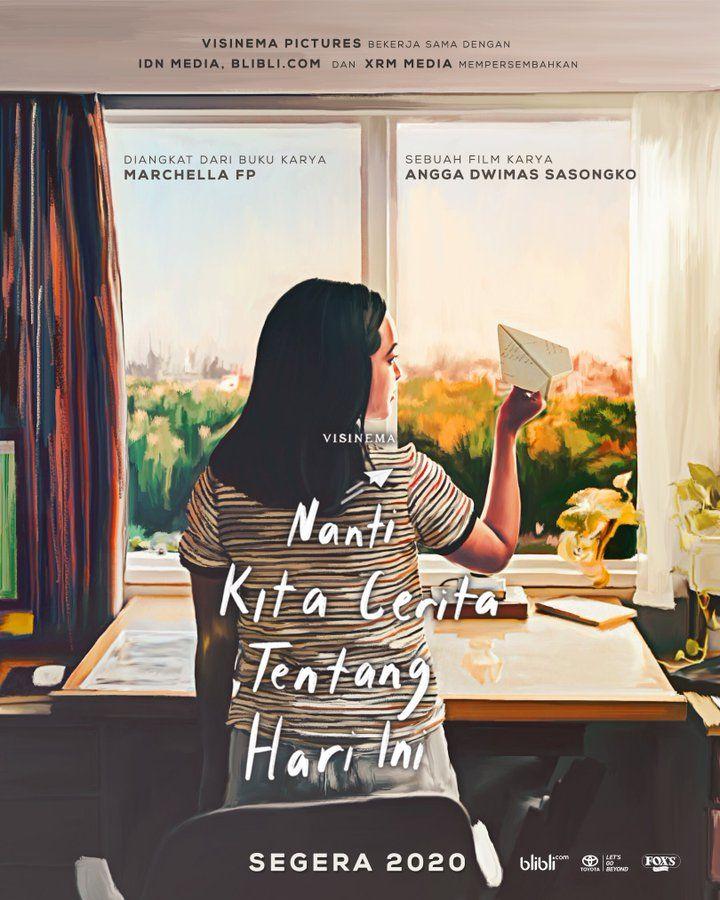 Nanti Kita Cerita Tentang Hari Ini Buku Film Poster Film