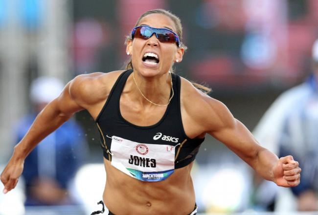 Lolo Jones - US Women's Track & Field.