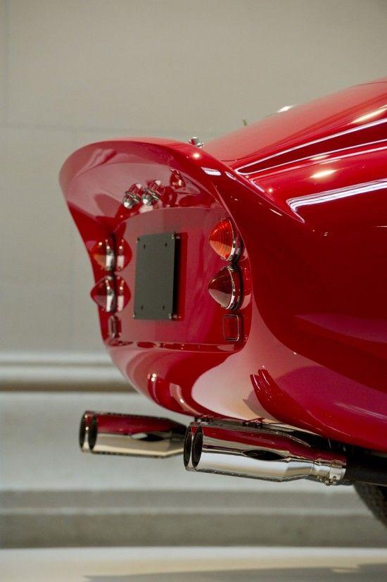 #Ferrari #GTO #ClassicCar pinterest.com/quirkyrides/boards