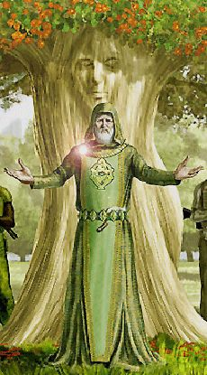 how to become a pagan priest
