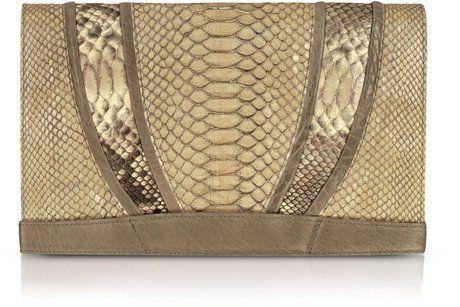 abaco-beige-bellagio-oversized-python-clutch