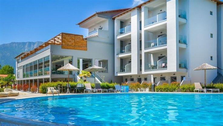 Hotel Princess Golden Beach**** #grecko #thassos