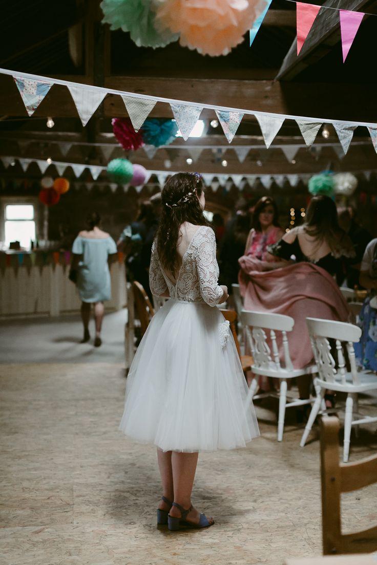 DIY Wedding at Durhamstown Castle in Ireland