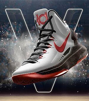 Nike: Xoom KD 5 Relentless