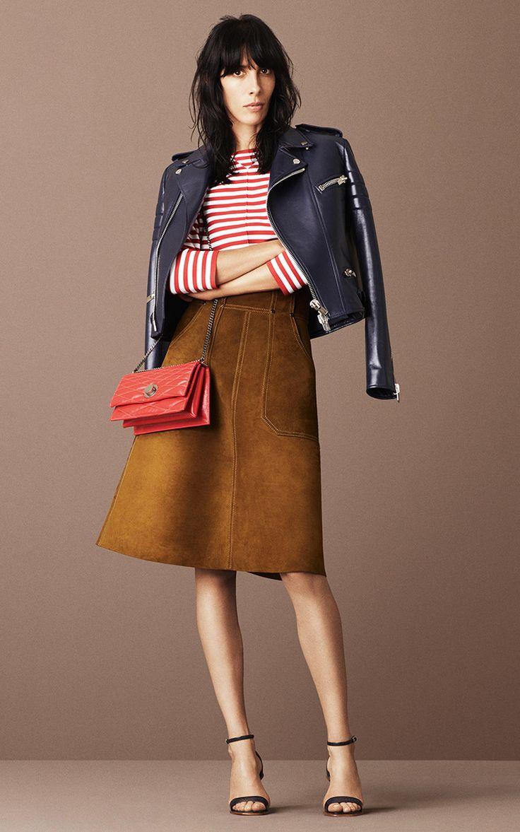 素敵な40代の着こなし術♡台形スカートの秋冬 ファッションのコーデ術参考まとめです♪