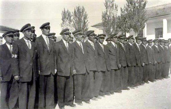 Isparta-Gönen Köy Enstitüsü Mezuniyet töreni
