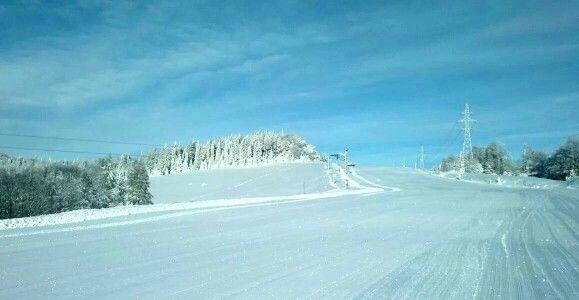 Zima na Szczawniku, ferie na nartach 2015