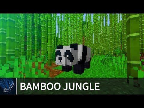Minecraft 1 14 Bamboo Forest Seed Pandas Minecraft 1 14 Snapshot