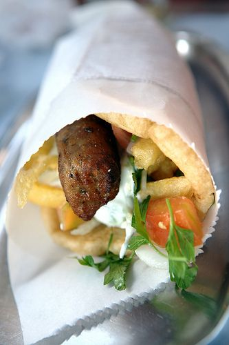A guide to the eateries of Greece! #food #travel #greece