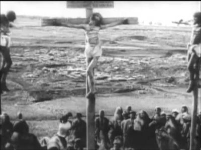 Némafilmek - magyarul: A jászólból a keresztre (1912)