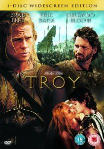 Troy (1-Disc Edition) [DVD] [2004]: Amazon.co.uk: Brad Pitt, Eric Bana, Orlando Bloom, Diane Kruger, Sean Bean, Brian Cox, Julie Christie, Peter O'Toole, Trevor Eve, Saffron Burrows, Rose Byrne, Julian Glover, Nathan Jones, Adoni Maropis, Jacob Smith, John Shrapnel, Brendan Gleeson, Siri Svegler, Lucie Barat, Ken Bones, Mark Lewis Jones, Garrett Hedlund, James Cosmo, Nigel Terry, James Horner, Wolfgang Petersen, Diana Rathbun: DVD & Blu-ray