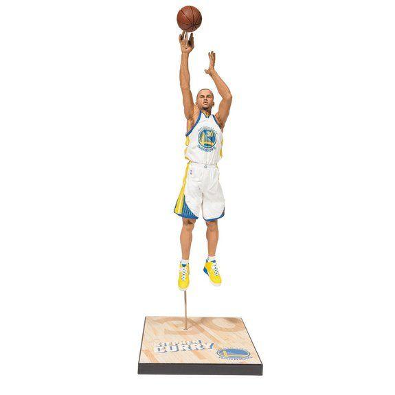 Mcfarlane NBA Figure Series 28 - Stephen Curry 2 - Golden State Warriors.