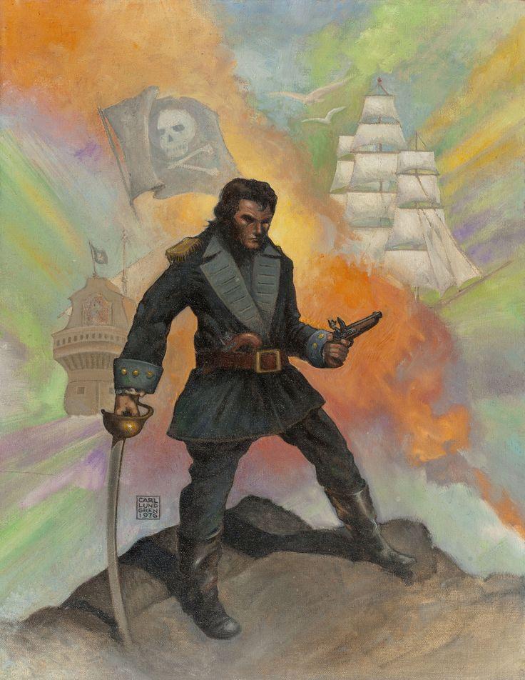 carl lundgren - the pirate's revenge, 1976