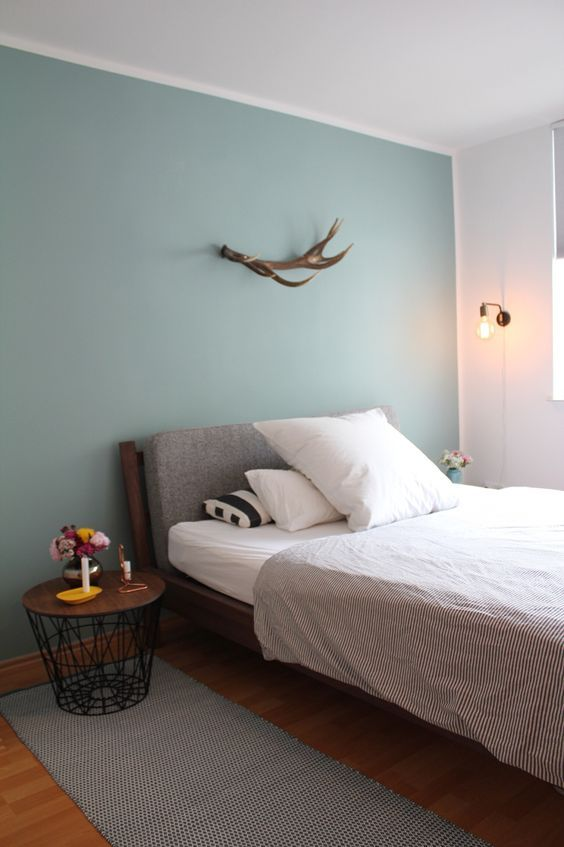 Image result for dix blue bedroom wall