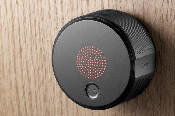 Meet August: Yves Behar's keyless digital lock system