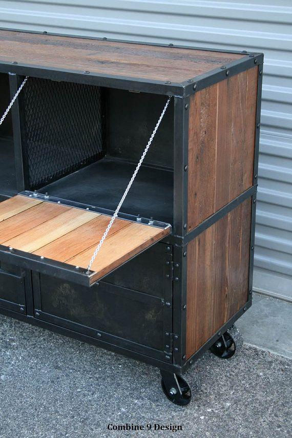 custom made bar cartliquor cabinet
