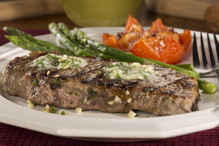 Double Melt Away Steak | mrfood.com
