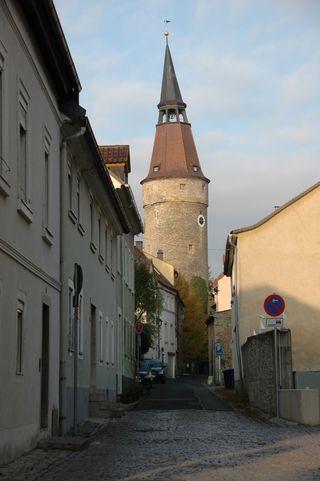 kitzingen germany | Falter Tower, Kitzingen, Germany