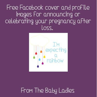 1000 images about rainbow baby – Free Baby Announcement