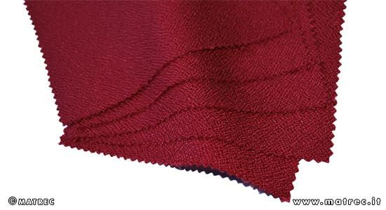 MATREC code: RPLA0416  Flame retardant recycled polyester fibres.