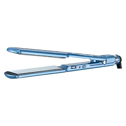 BaByliss Pro Nano Titanium Blue Flat Iron 1.5