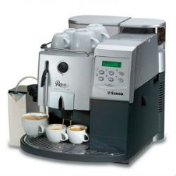 At my office we have a coffee machine. Let me tell you it is amazing to have! There have been so many times that I would have fallen asleep if there wasn't coffee in my system. We used to just have a coffee pot but having a machine makes all the difference.