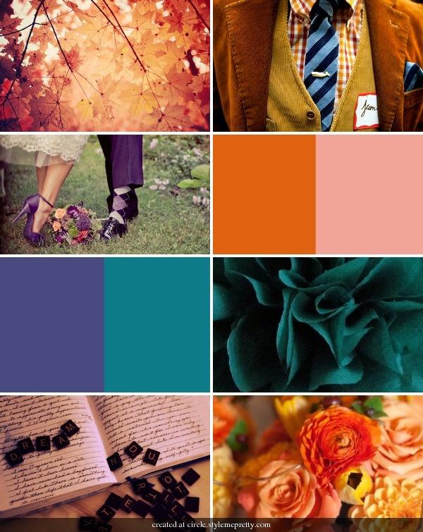 My Color/Mood Board