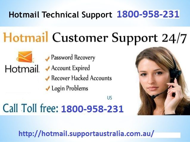 How to Reset a Hotmail Password? If you want to reset your Hotmail password then you can contact our hotmail technical support team and get instant aid from us. Our Hotmail support team has well qualified technicians and experts who are available 24*7 for aid you. We offer to reach us our phone number 1800-958-231 and live chat.