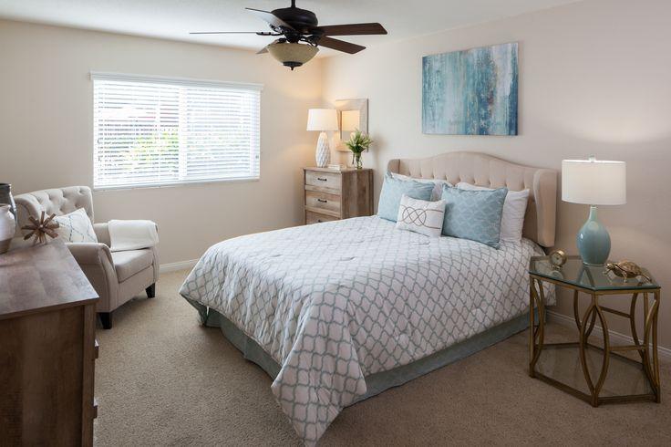 Master Bedroom Retreat! #HomeDecor #ApartmentHomeDecor #Apartment #Decor #ApartmentIdeas
