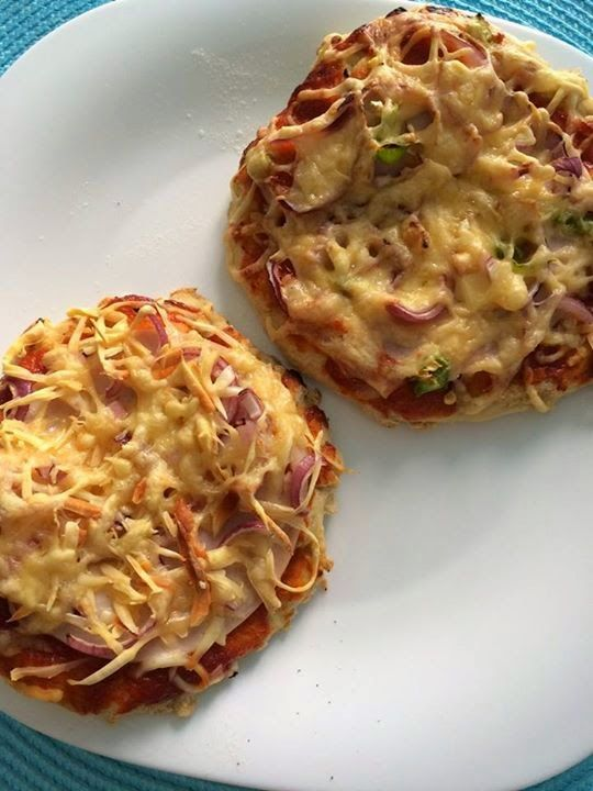 Szénhidrát csökkentett pizza receptek ~ Éhezésmentes Karcsúság Szafival