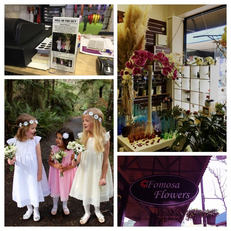 Are you or someone you know getting married soon? I highly recommend @fomosaflowers in Station Street, Frankston for all your bridal flower needs! Their flowers are super fresh and they have a gorgeous selection. If you pop into their shop you will also see a brochure for our new flower girl dresses which includes a special deal with Fomosa Flowers too! Be sure to check out this fabulous offer. Millinthesky.com