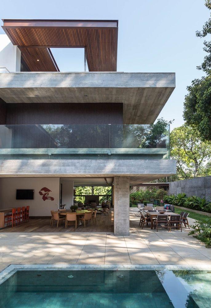 Galeria de Residência MO / Reinach Mendonça Arquitetos Associados - 6